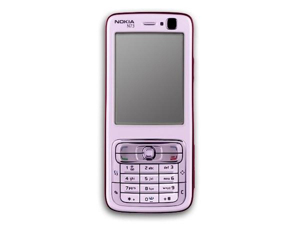 Как снять корпус Nokia n73