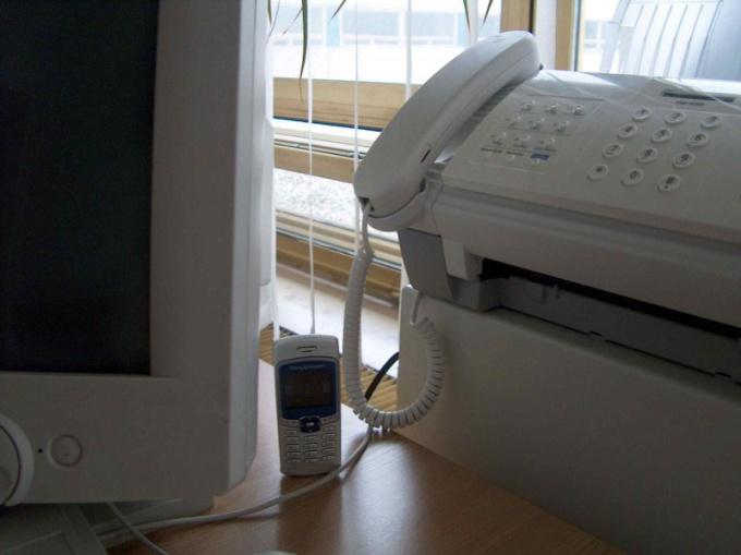 Как отправить факс на почту