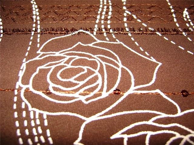 How to tea dye fabric