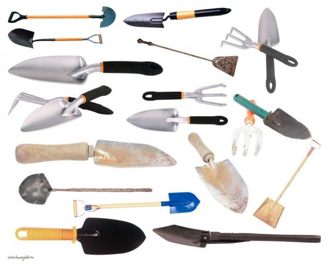 Как выбрать лопату
