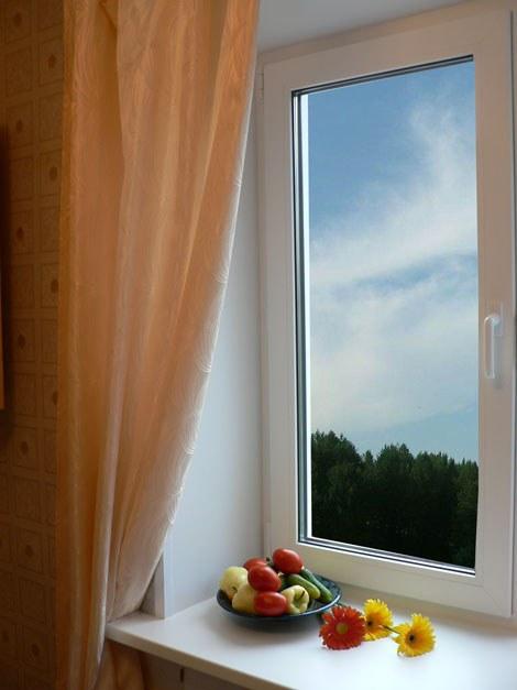 Как избавиться от грибка на окне