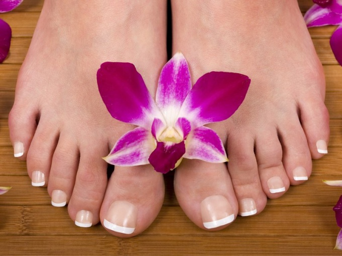 How to treat fungus on the foot