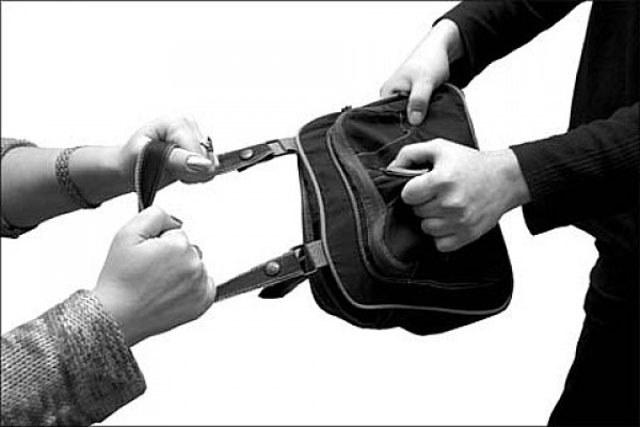 Как защитить себя от преступника