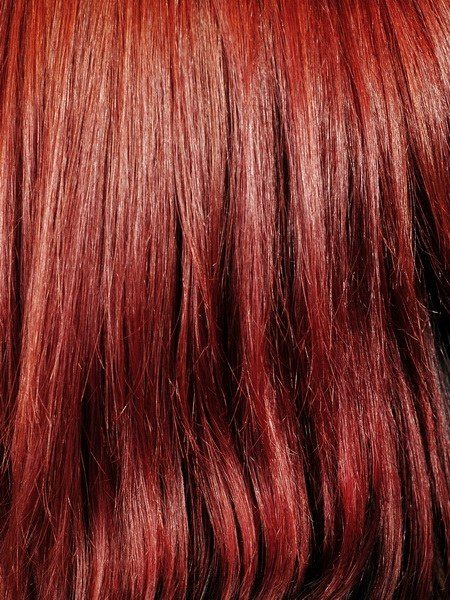 Repaint red hair