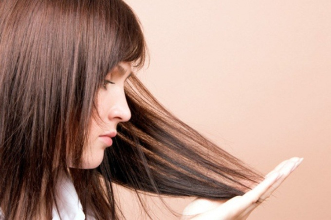How to get rid of brittle hair