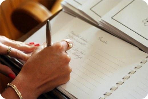 Как составить список гостей