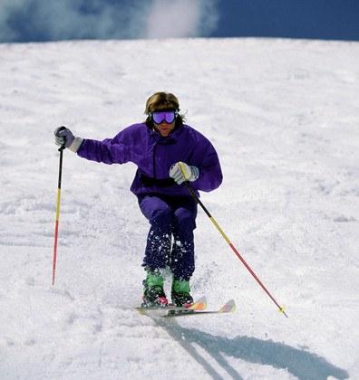 Как выбрать лыжи для начинающих