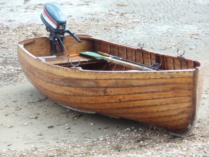 Как зарегистрировать самодельную лодку