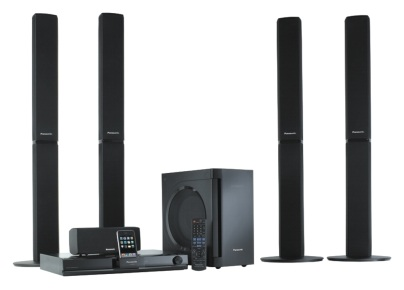 How to connect home theater to TV