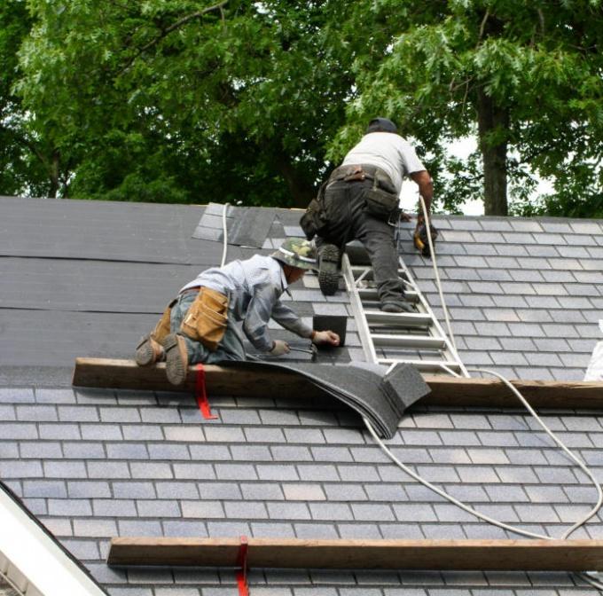 Как класть крышу