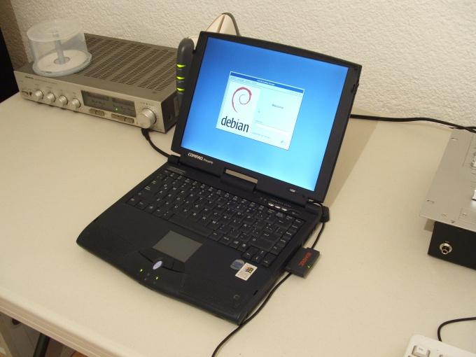 Как поставить Linux на ноутбук