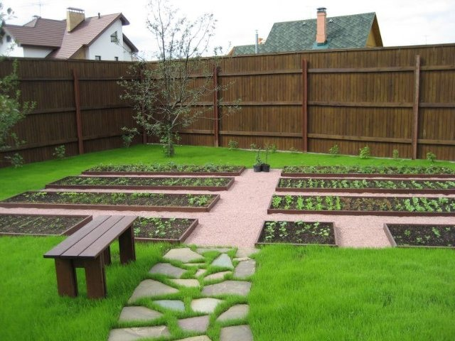 How to arrange the sale of a garden site