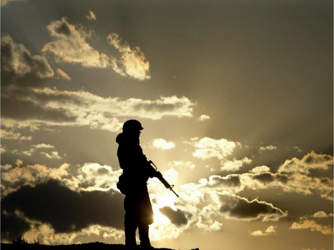 Как обнаружить человека во время войны
