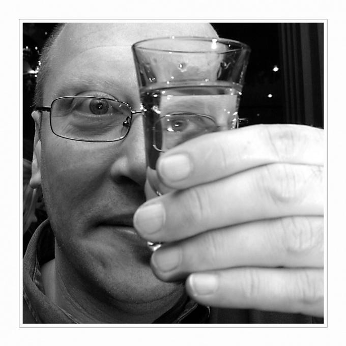 Как пить водку