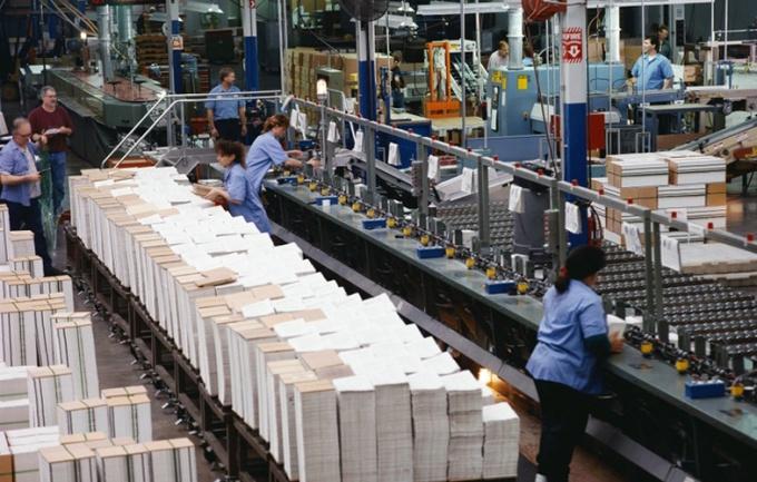 Как экономить на производстве