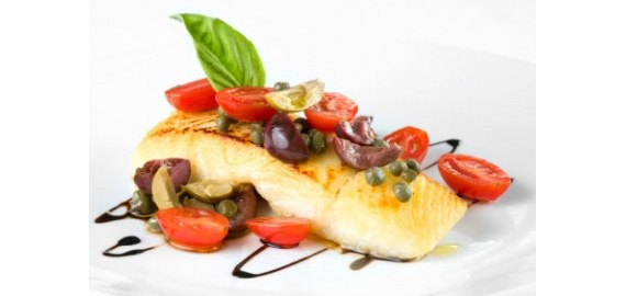 How to cook fish halibut