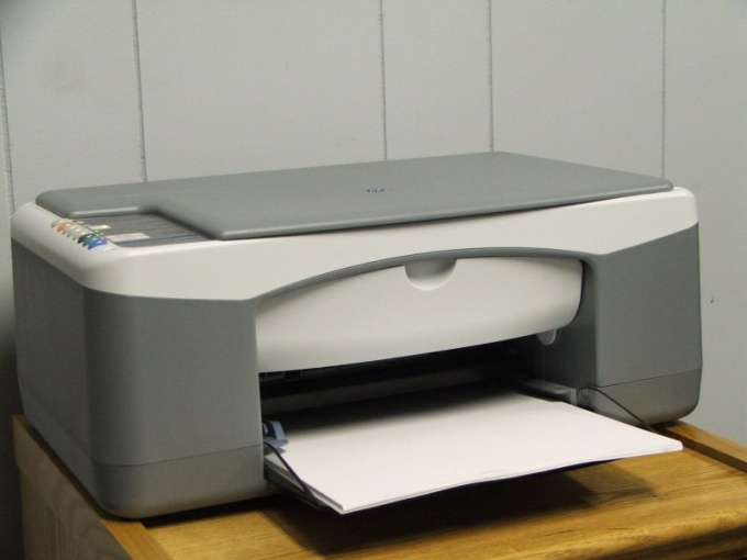 How to set the printer to black printing