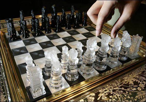 Как сделать мат в шахматах
