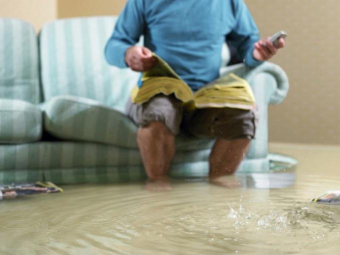 Как составить акт наводнения квартиры