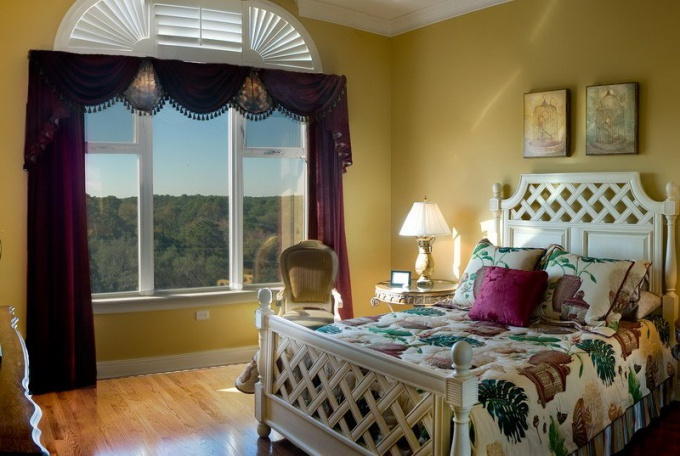 Как декорировать окно