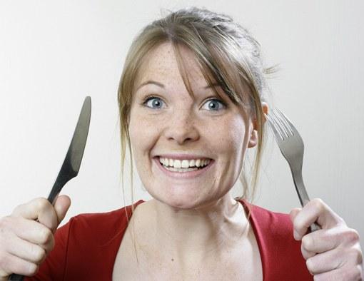 Как удержаться от еды