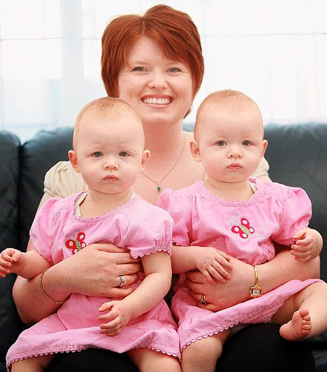 Как назвать девочек-близнецов