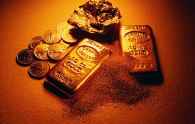 Как очистить золото от сторонний энергетики