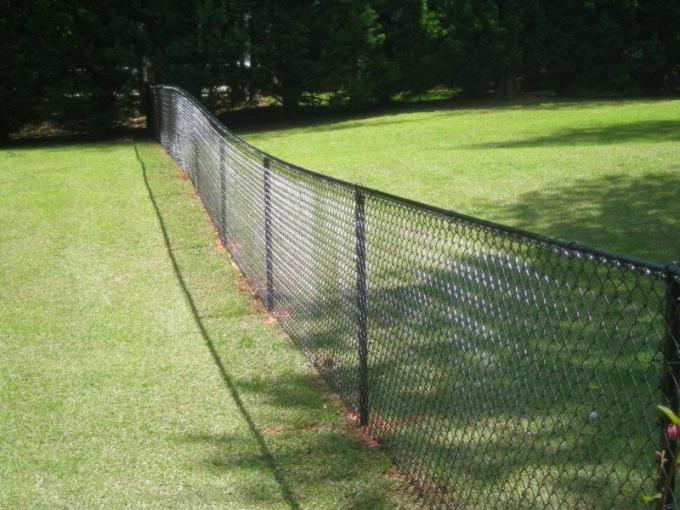 Как поставить забор на даче
