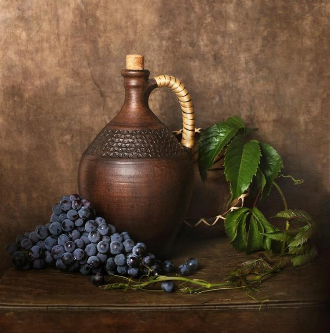 Как делать вино