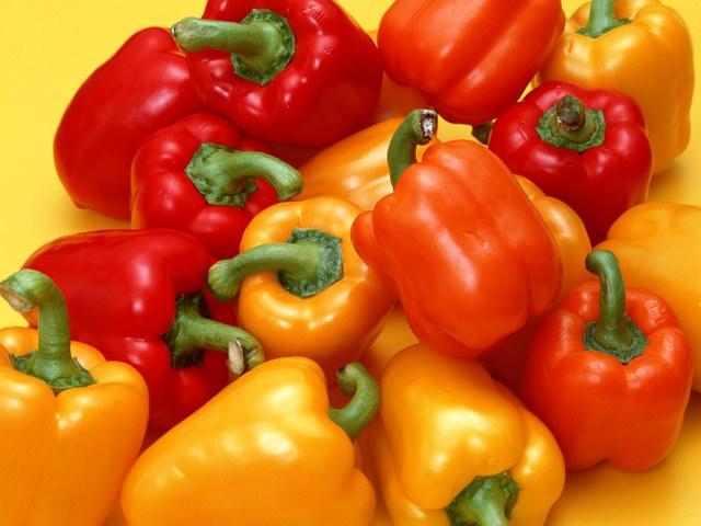 Как украсить стол из овощей