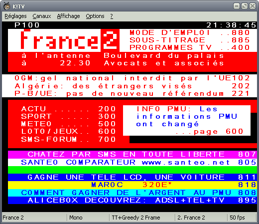 How to enable Teletext