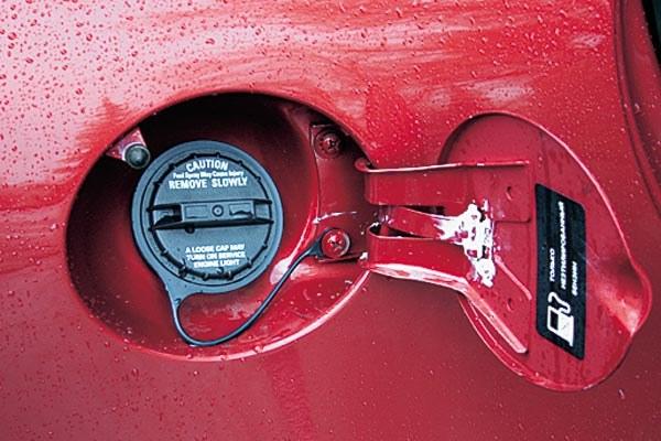 Как устранить течь в бензобаке