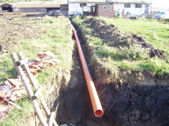 Как растопить канализацию