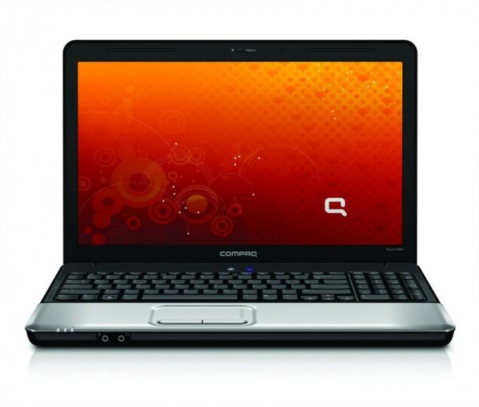 Как войти в биос на ноутбуке Compaq