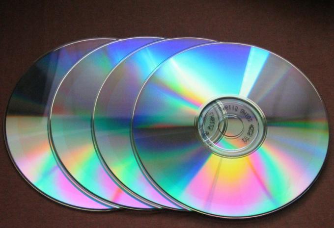 Как записать видео на диск