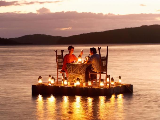 Как провести романтическое свидание