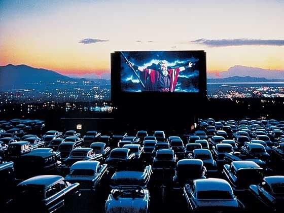 Как открыть свой кинотеатр под открытым небом