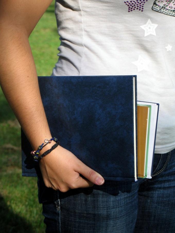 Как составить ученице портфолио