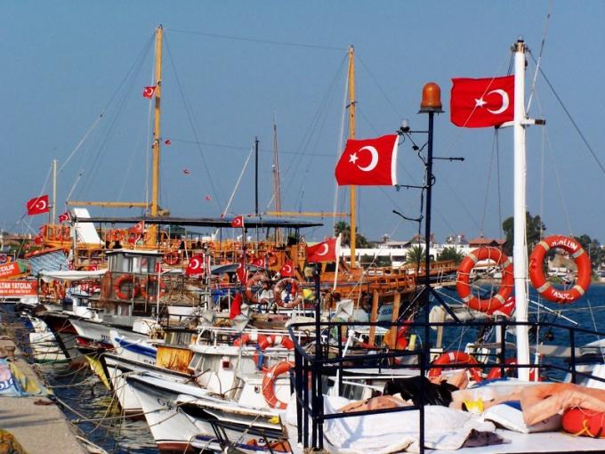 Как получить в Турции рабочую визу