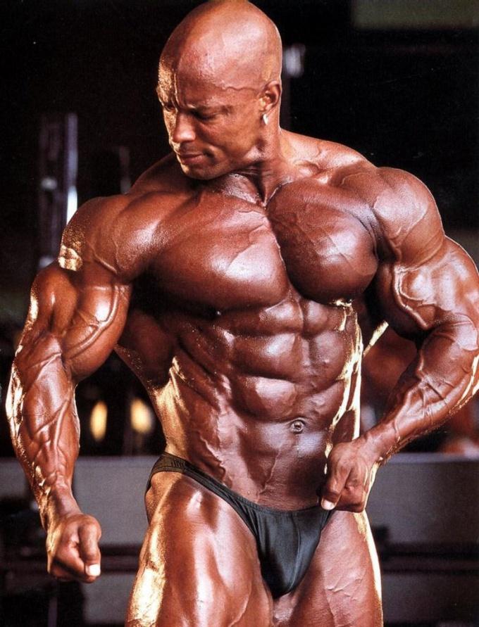 Как накачать мышцы и быть мощнее