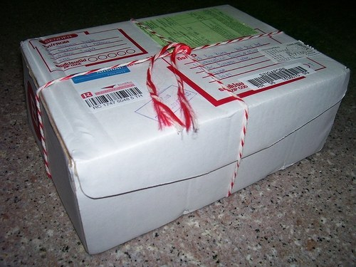How to send a parcel to Canada