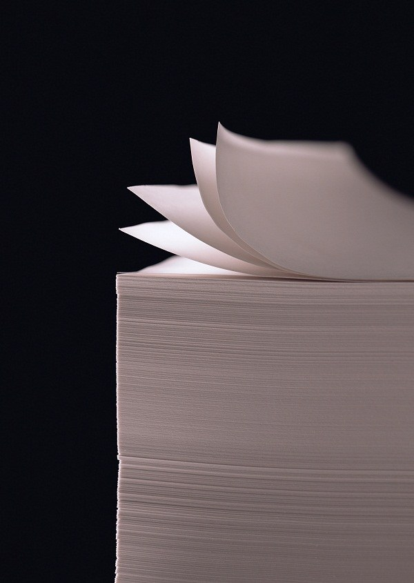 Как экономить бумагу