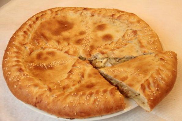 Как приготовить тесто для пирогов с капустой
