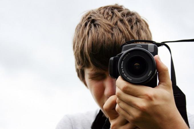 Как делать потретное фото