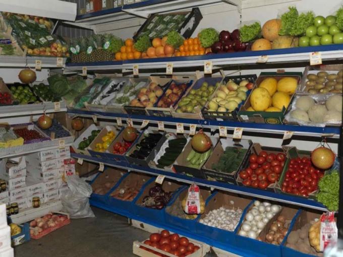 Как торговать фруктами