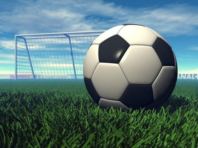 Как построить футбольное поле