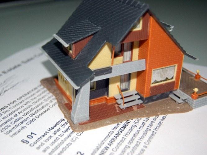 Как разделить ипотечную квартиру