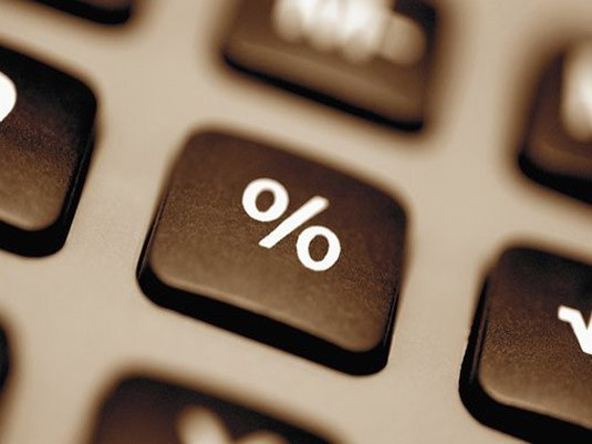 How to count a percentage of sales