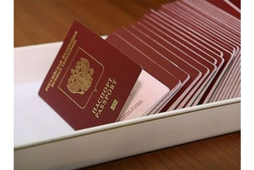 How to get a passport in OVIR