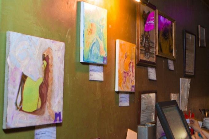 Как продать живопись
